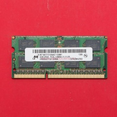 SODIMM 4 Gb MT DDR3L 1600