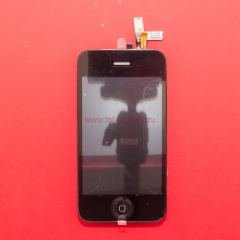 Apple iPhone 3Gs черный