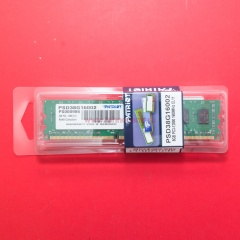 DIMM 8 Gb Patriot Memory DDR3 1600