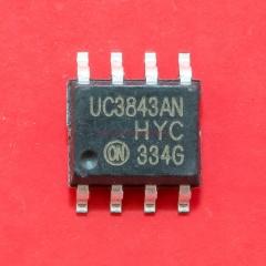 UC3843B SOP.  Микросхемы.