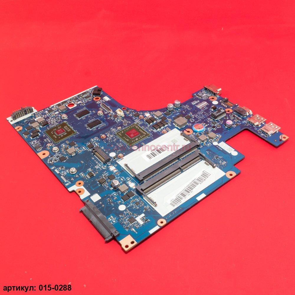 Материнская плата для ноутбука Lenovo G50-45 с процессором AMD A8-6410